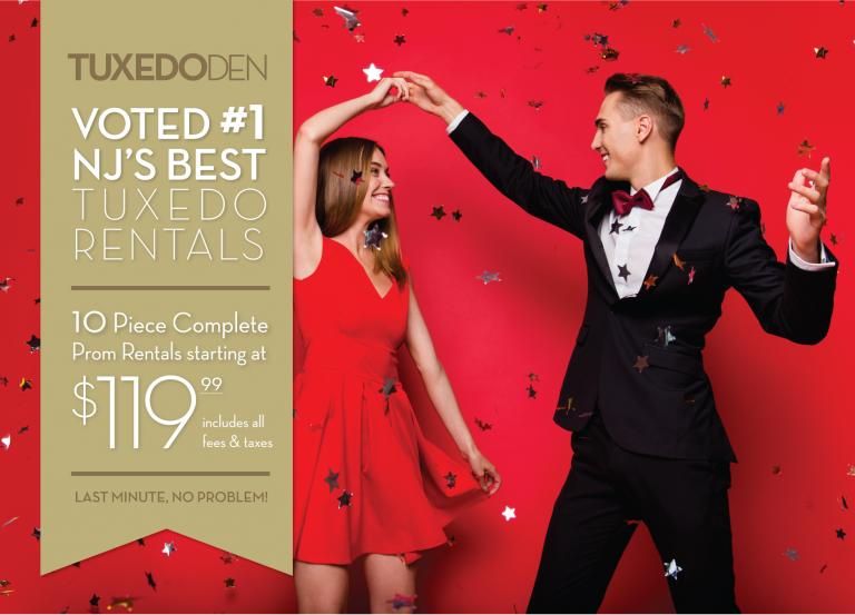 Tuxedo Den Prom Tuxedo Rental 2021