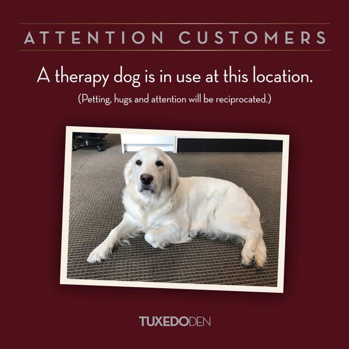 TUX_Dog_Sign